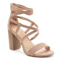 LC Lauren Conrad Sunrise Women's High Heels