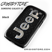 Jeep Personalized For Samsung Galaxy S3 Case UY
