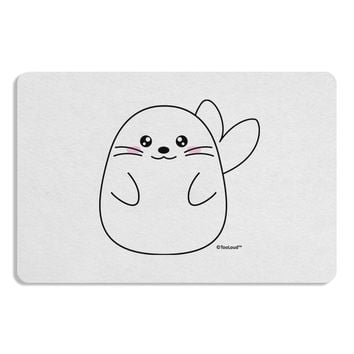 Cute Seal Placemat by TooLoud