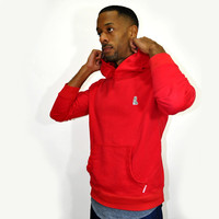 Warm Up Hoody (Red)