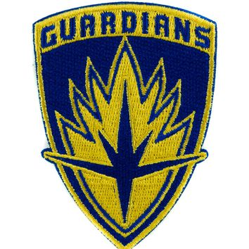 Guardians of the Galaxy Emblem Patch Iron on Applique Alternative Comic Clothing
