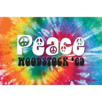 Woodstock Domestic Poster
