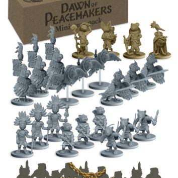 Dawn of Peacemakers: Miniature Set
