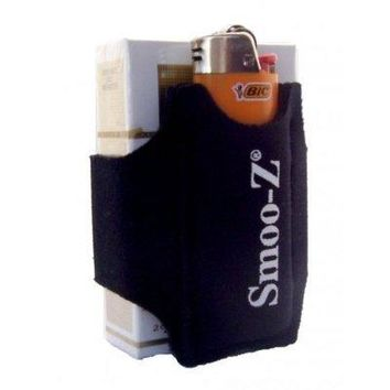 Smoo-Z Cigarette and Lighter Sleeve