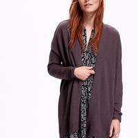 Old Navy Womens Open Front Cardigan