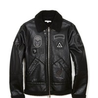 Nightstrike Shearling Jacket