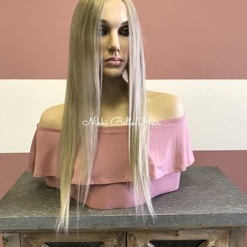 Blond balayage full lace wig | River