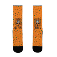PUMPKIN QUEEN SOCK