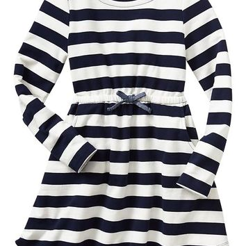 Gap Girls Factory Stripe Dress