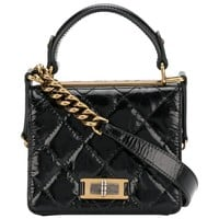 Chanel Vintage Black Mini Shoulder Bag