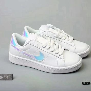 Nike Wmns Tennis Classic Trailblazer Leather Panel Shoes nike shoes for men or women 06