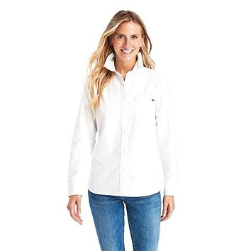 Chilmark Relaxed Oxford Button Down by Vineyard Vines