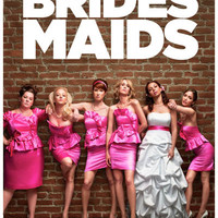 Bridesmaids Movie Poster 11x17