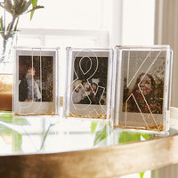 Instax Monogram Glitter Frame - Urban Outfitters