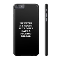 It's Basically Impossible Phone Case