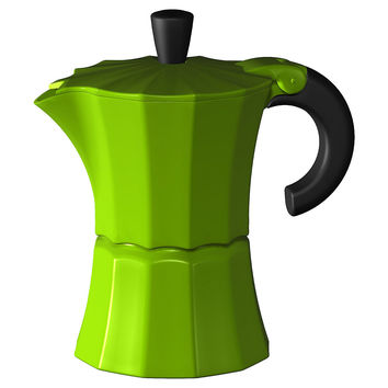 Espresso Maker, Green, Coffee & Espresso Makers