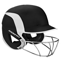 Worth 70 MPH Legit Fastpitch Batting Helmet - Women's at Eastbay