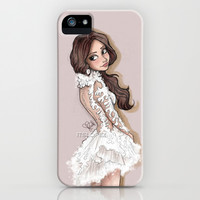 Selena in Marchesa 2014 iPhone & iPod Case by Laia™