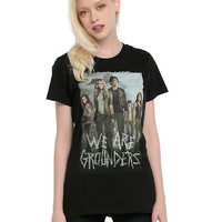 The 100 We Are Grounders Girls T-Shirt