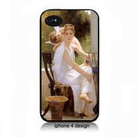Greek inspired iphone 4 cell phone case, Iphone case, Iphone 4s case, Iphone 4 cover, i phone case, i phone 4s case