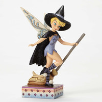 Disney Jim Shore Halloween Tinker Bell With Sugar Coat Figurine New with Box