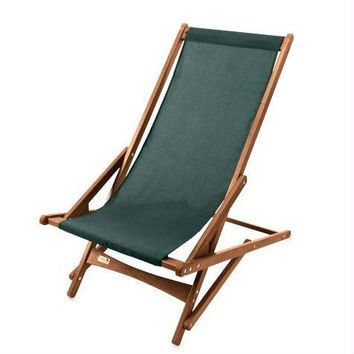 Folding Glider Chair - Inside And Outside Use