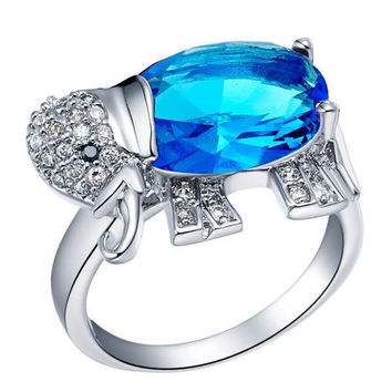 Gemstone Silver Accessories Ring = 5839574529