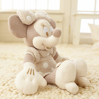 Disney Minnie Mouse Heirloom Plush for Baby - 15'' | Disney Store