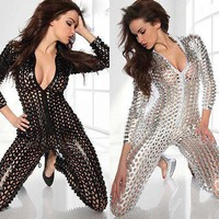 Hot dolly jumpsuit