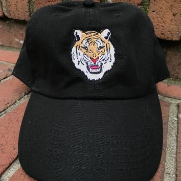 Black Tiger Hat