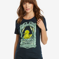 Disney Tangled Snuggly Duckling Womens Tee - BoxLunch Exclusive