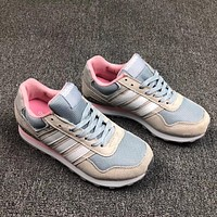 Adidas NEO Woman Men Running Sneakers Sport Shoes