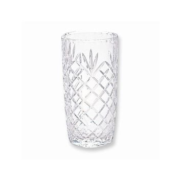 Crystal Engravable Vase - Etching Personalized Gift Item