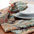 ANTON PAISLEY NAPKIN, SET OF 4