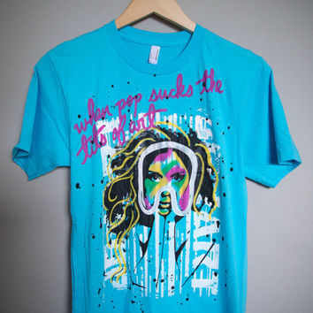 Lady Gaga - ARTPOP T-Shirt (XS-XL)
