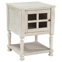 Mirimyn Chair Side End Table or Round Accent Table