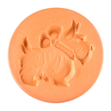 Cookie Stamps & Cutters - Scottie Cookie Stamp 2""