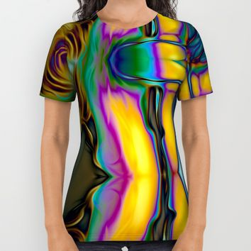 Around the House All Over Print Shirt by Stephen Linhart