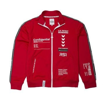 Confidential Track Jacket