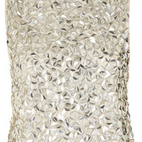 3D Sequin Crop Top - New In This Week - New In - Topshop USA