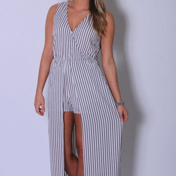 Uptown Night Romper