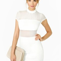 Nasty Gal Thin Ice Dress