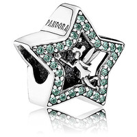 Tinker Bell Star Charm by PANDORA | Disney Store