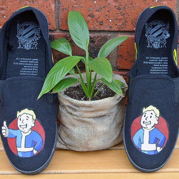 Vault boy Shoes