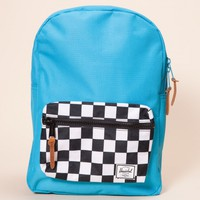 Settlement Backpack in Black and White Checkerboard by Herschel - ShopKitson.com