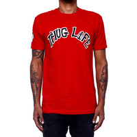 Thug Life Red T Shirt