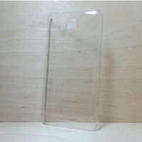 Hard Plastic Case for HTC Desire 510 - Clear