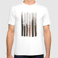 Into The Wild T-shirt by Andreas Lie
