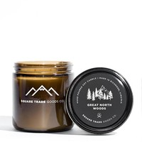 Great North Woods Double Wick Large Candle