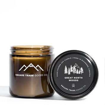 Great North Woods Candle